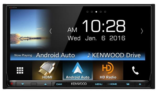 Kenwood eXcelon DDX9903S Review