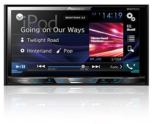 Pioneer AVH-X491BHS Review – 2DIN DVD Receiver – Auto Craze