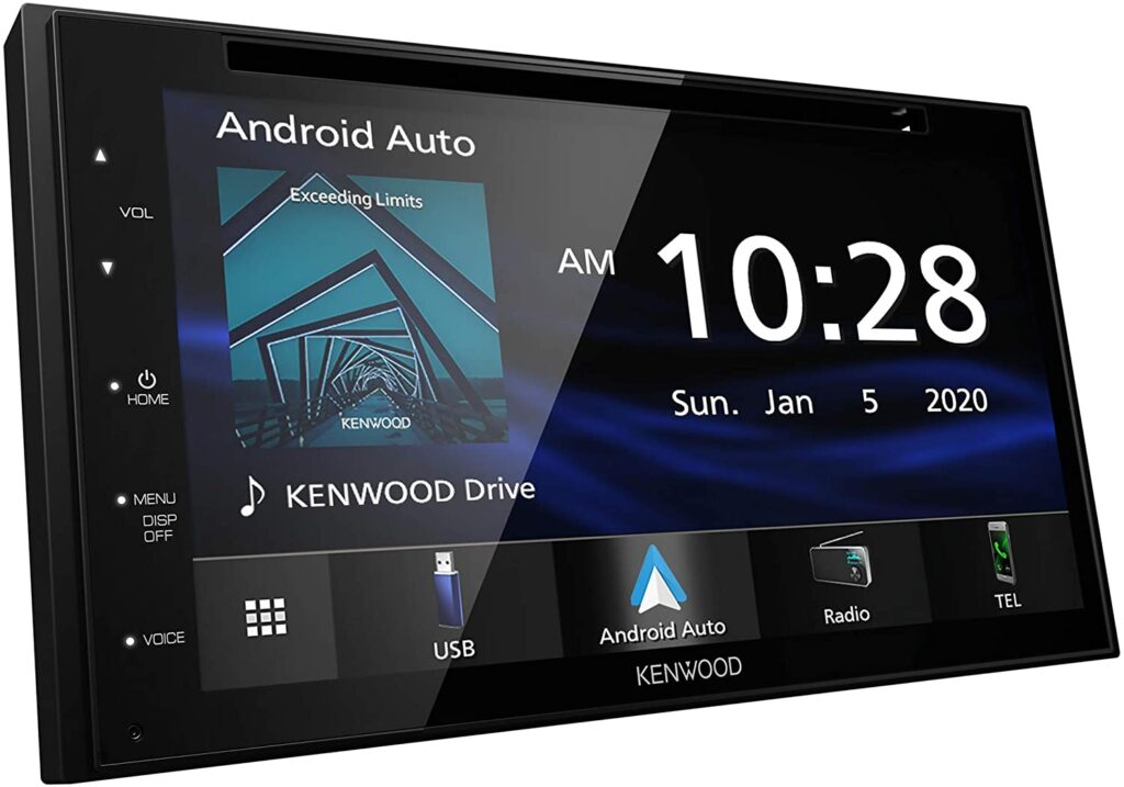 Kenwood DDX5707S Review
